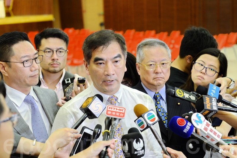 商會領袖:港商多賄賂官員 擔心被引渡