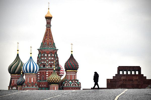 在中美貿易戰之際,中俄之間的關係亦悄然轉變。(AFP)