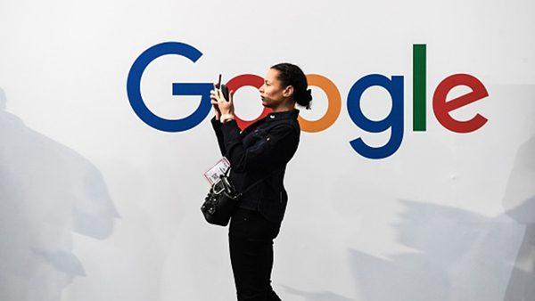谷歌等美國公司已停止與華為的合作。(ALAIN JOCARD/AFP/Getty Images)