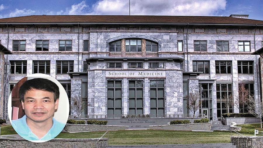 疑涉千人計劃 美著名華人實驗室被關