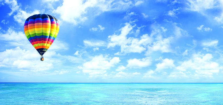 【心靈陽光】海納百川有容乃大