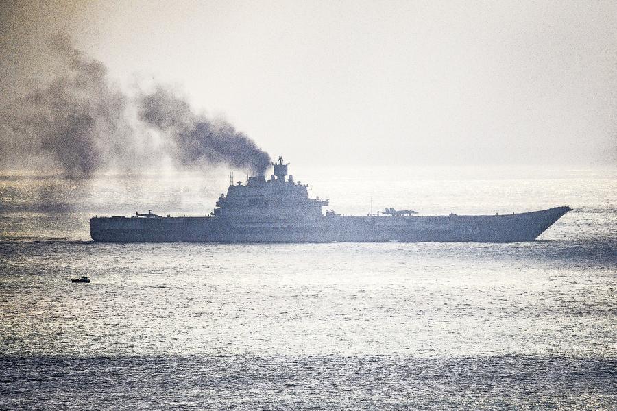 俄拒絕中共「幫助」修理航母