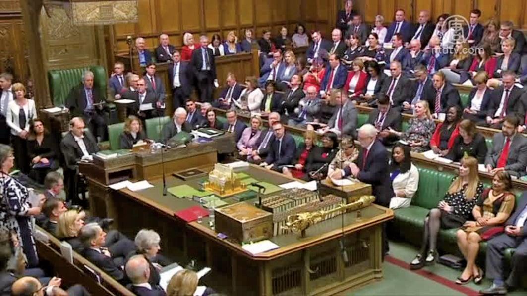 英首相新脫歐草案不樂觀 下台呼聲更高