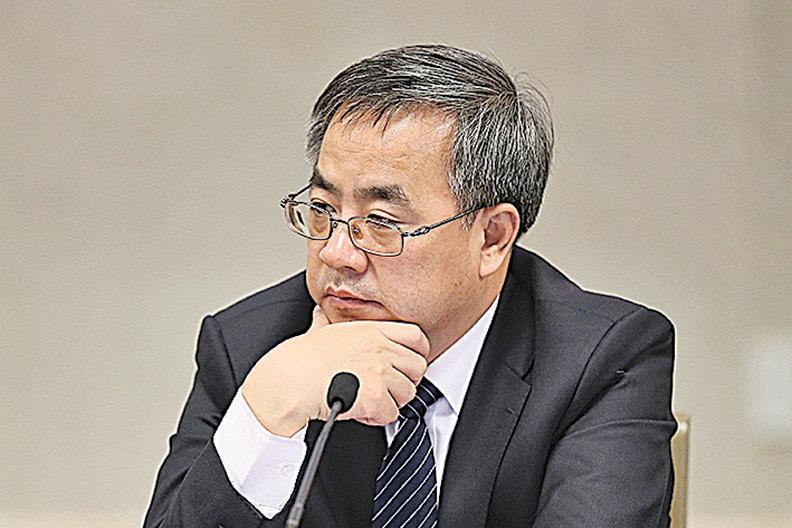 中共副總理胡春華。(Getty Images)