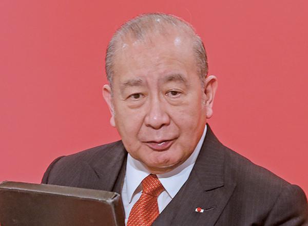 李國寶將於7月退任東亞行政總裁。(大紀元圖片庫)