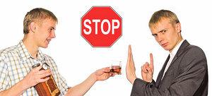 為了你的健康 請與酒精保持距離