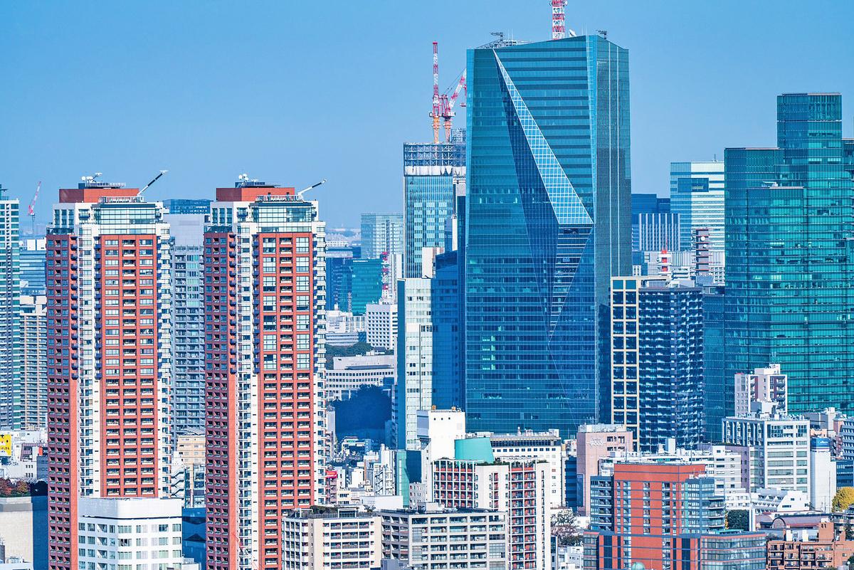 有報道說,日本泡沫經濟破滅後,日本房地產價格長期處於低於實際價格的「潛水價」,未來幾年一直具有投資魅力。(Pixta)