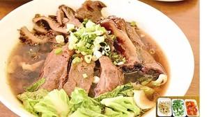 台灣牛肉麵  老饕外國人都愛