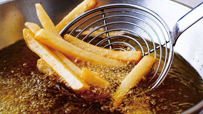 研究:高溫烹飪或增心臟病風險