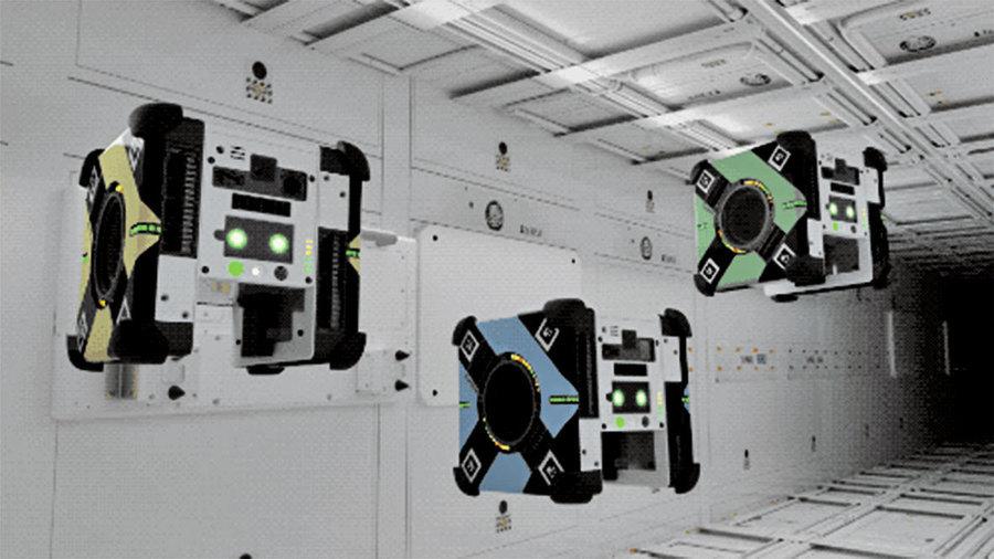 新一代機器人進駐國際空間站