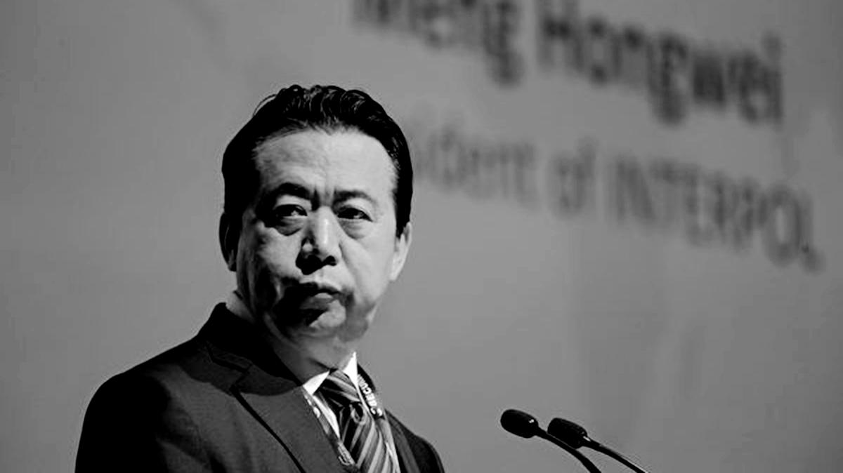 前國際刑警組織主席孟宏偉被逮捕後,美媒披露,孟似乎早有逃亡計劃。孟任內已在替自己卸任後定居海外謀出路。(ROSLAN RAHMAN/AFP/Getty Images)