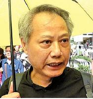 傳道人黃先生: 不信共產黨會依法