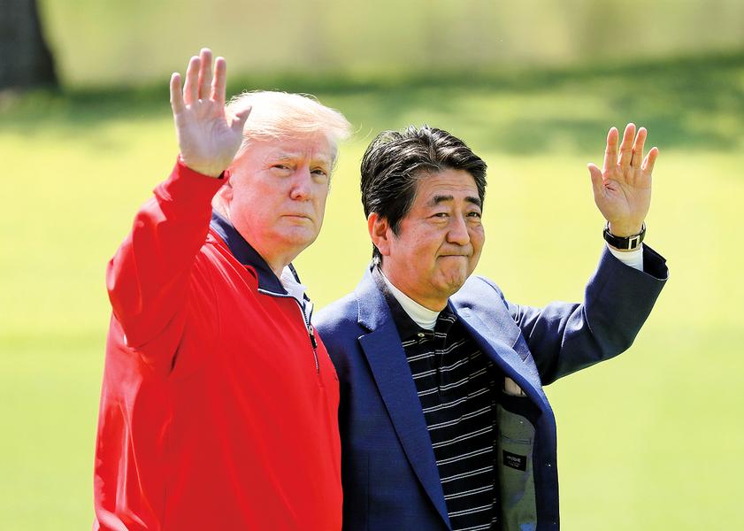 美日貿易談判有重大進展