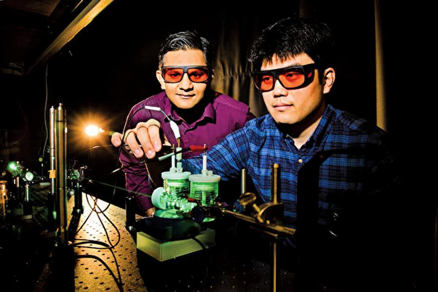 人工光合作用 可將二氧化碳轉為燃料