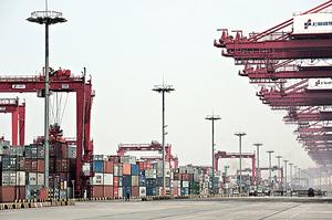 中國外貿不樂觀 出口壓力增