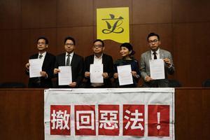 民主派邀林鄭月娥下月九日前就引渡惡法公開電視辯論