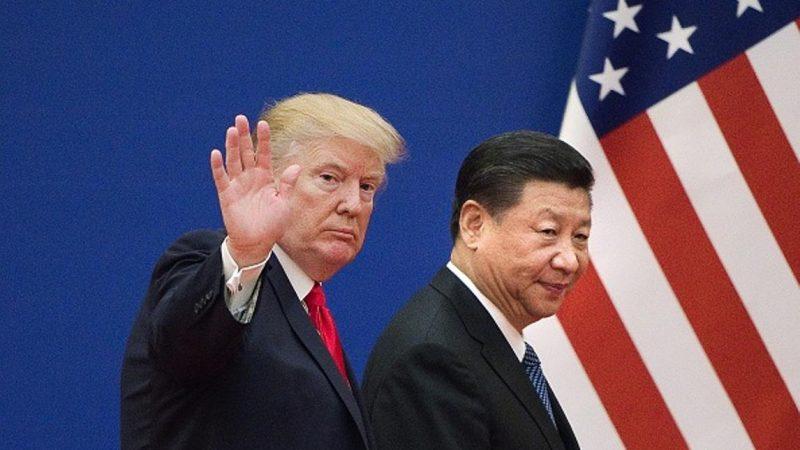 海外輿論指中國當前面臨的困境是中南海在中美貿易衝突問題上一再出現重大誤判造成。( NICOLAS ASFOURI/AFP/Getty Images)