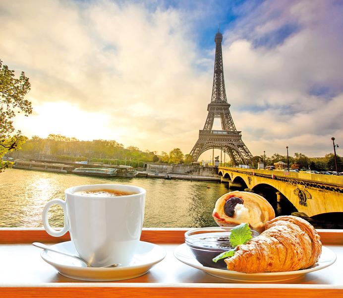 巴黎十大著名咖啡館