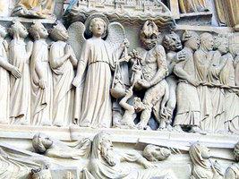 巴黎聖母院建築與雕塑之美(二)