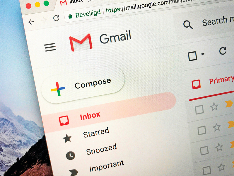 谷歌一直通過Gmail帳號 跟蹤在線消費的一切