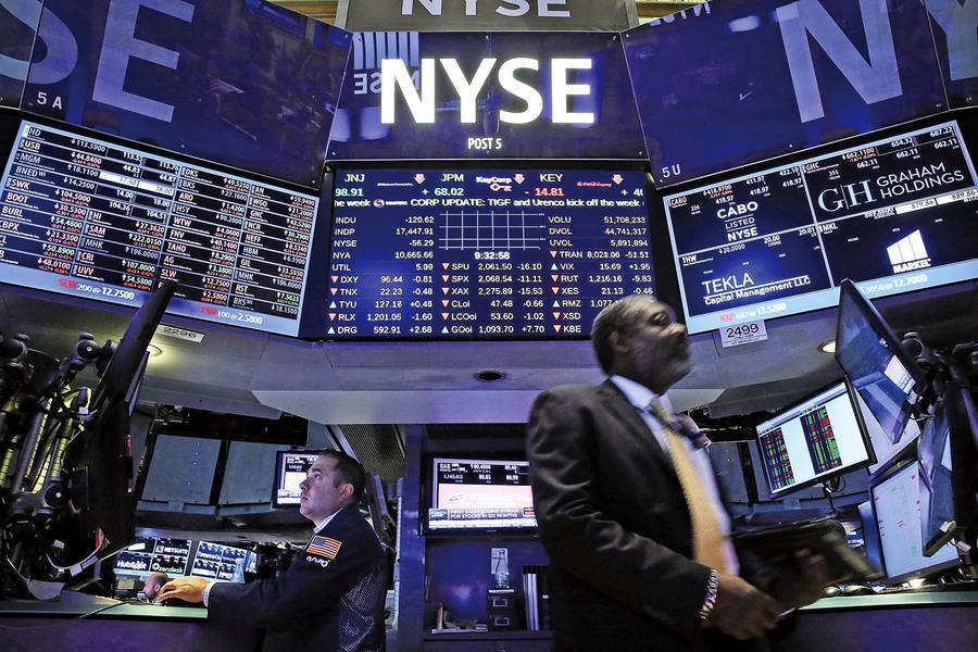 中概股縮1.6萬億 百度微博股價暴跌