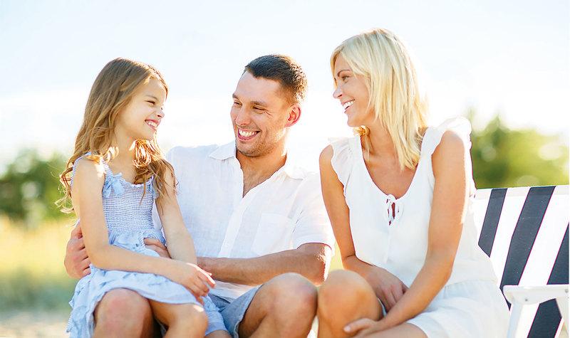 雙向溝通 父母要常和孩子聊天
