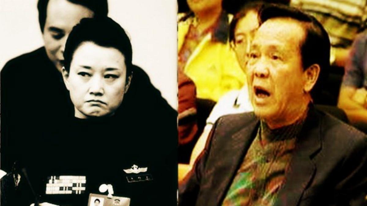 過度「關心」宋祖英,成克傑成為中共建政以來,因受賄罪被處以極刑的職務最高、處死最快的高層官員。(合成圖片)