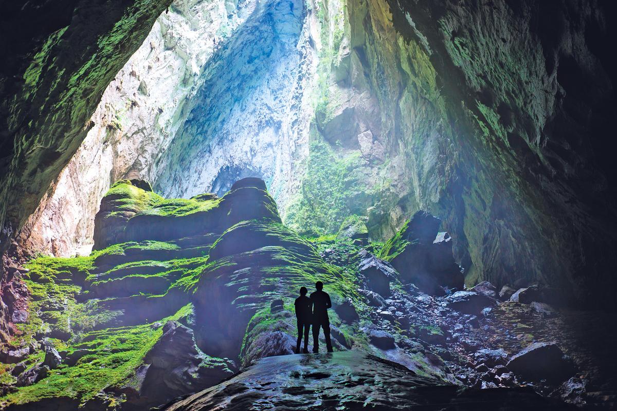 世界最大洞穴──韓松洞。