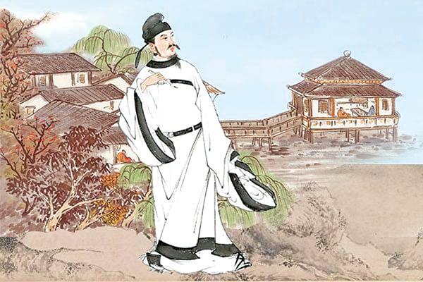 白居易‧憶江南 (圖片:希望之聲合成 )