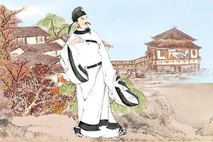 唐朝詩人中的著名吃貨——他的《長恨歌》引傳奇,來世夙願專頌轉法輪