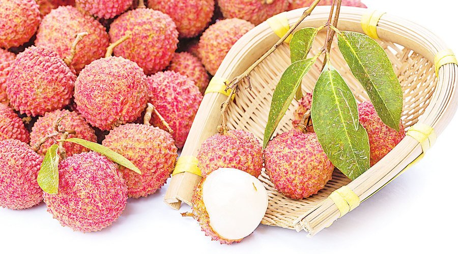 荔枝水果養生術