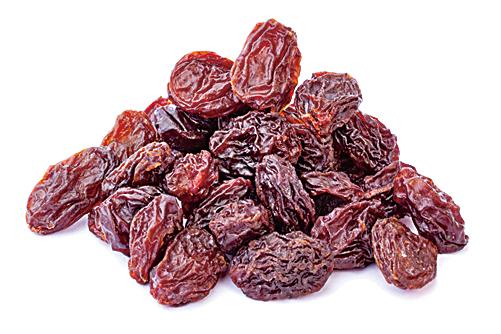 葡萄乾加入到麵包中,增加甜味和口感層次。
