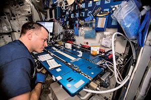 ISS完成首例太空中基因編輯