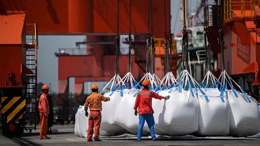 貿戰打擊有多大?中共最新經濟數據「露底」