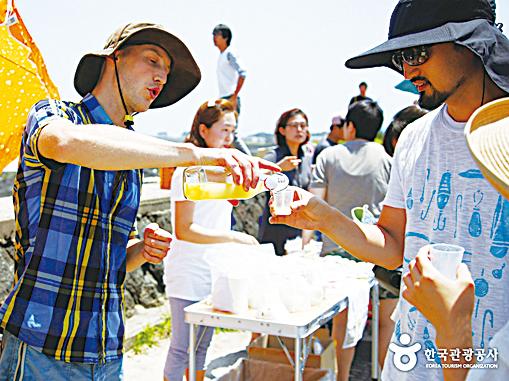 南韓旅遊購物推薦 Bellongjang創意市集