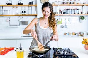 耐高溫、高營養的食用油—米糠油和芝麻油