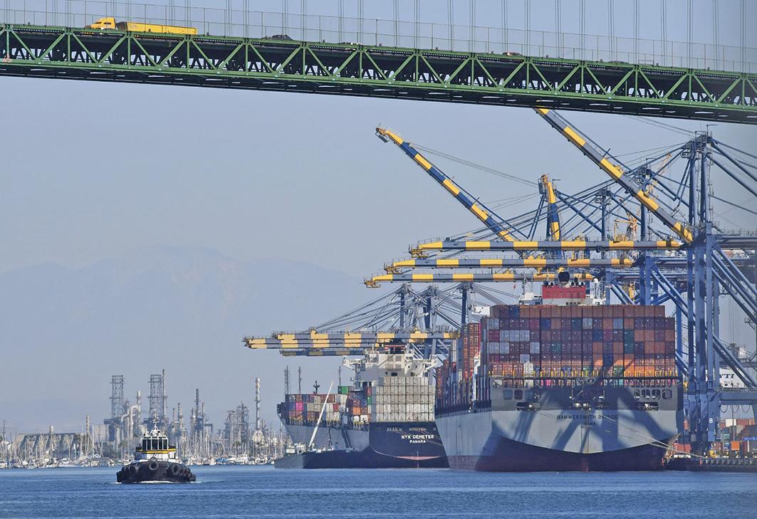 中美貿易談判陷入僵局以來,中共內部公開分裂的跡象不斷出現。(Getty Images)