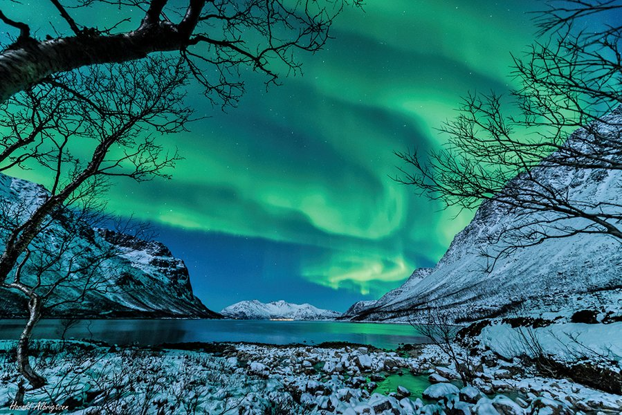 地磁北極急速偏移 極光也會「換地方」嗎?