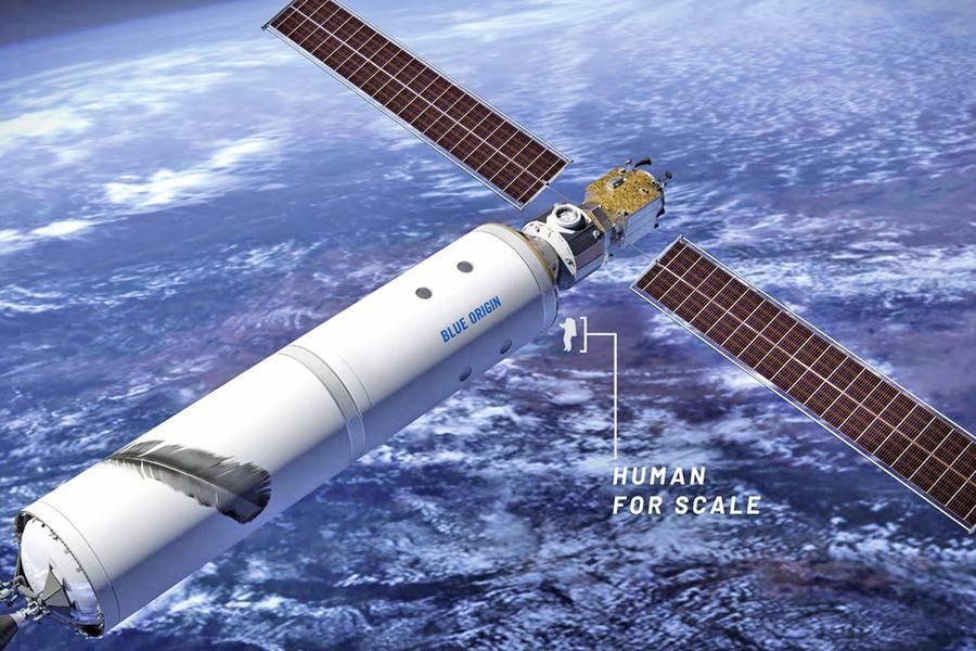 NASA擬私有化低空軌道空間