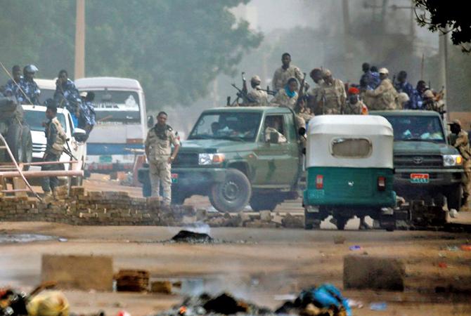 蘇丹軍方血腥鎮壓35死
