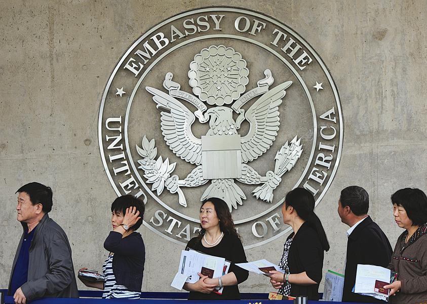 美國務院將嚴審簽證 震懾中共 意義重大