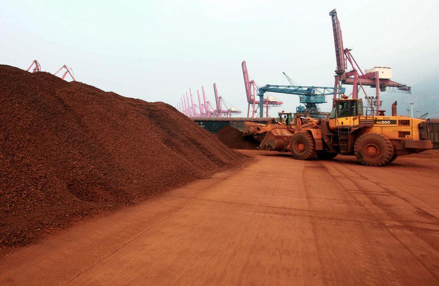 周二(6月4日),美國商務部承諾一項「前所未有的行動」,以減少對「關鍵礦物」外國來源的依賴,並建議採取緊急措施,包括促進國內生產。圖為稀土示意圖。(STR / AFP)
