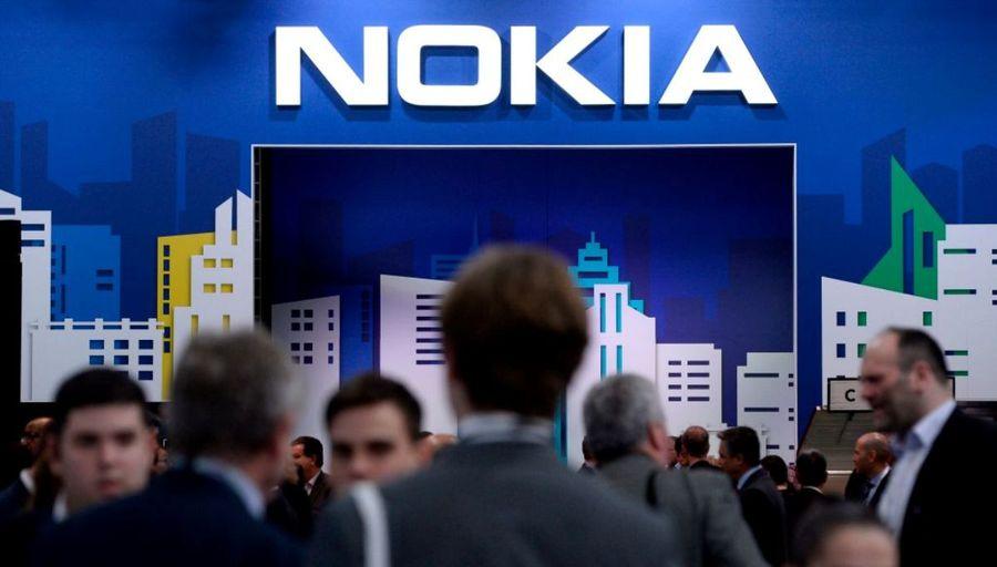芬蘭諾基亞的5G電信設備在最近幾周得到更多買家的惠顧,其訂單數量已超越中國華為。(JOSEP LAGO/AFP/Getty Images)