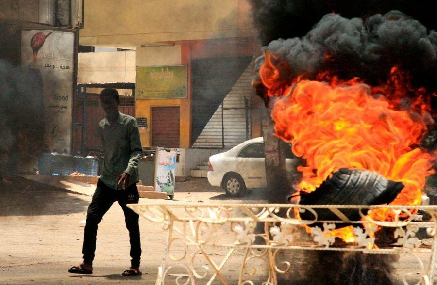 中共阻撓俄國撐腰 蘇丹血腥鎮壓至少60死
