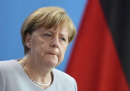 德國總理默克爾(Angela Merkel)今天警告歐盟,不要指望美國「永久」的支持。(資料圖片/Sean Gallup/Getty Images)