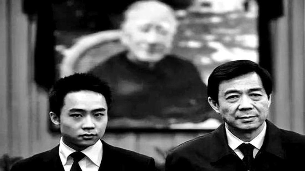 中共黨媒稱,薄瓜瓜是薄谷案共犯,應發佈「全球通緝令」召回。(影片截圖)