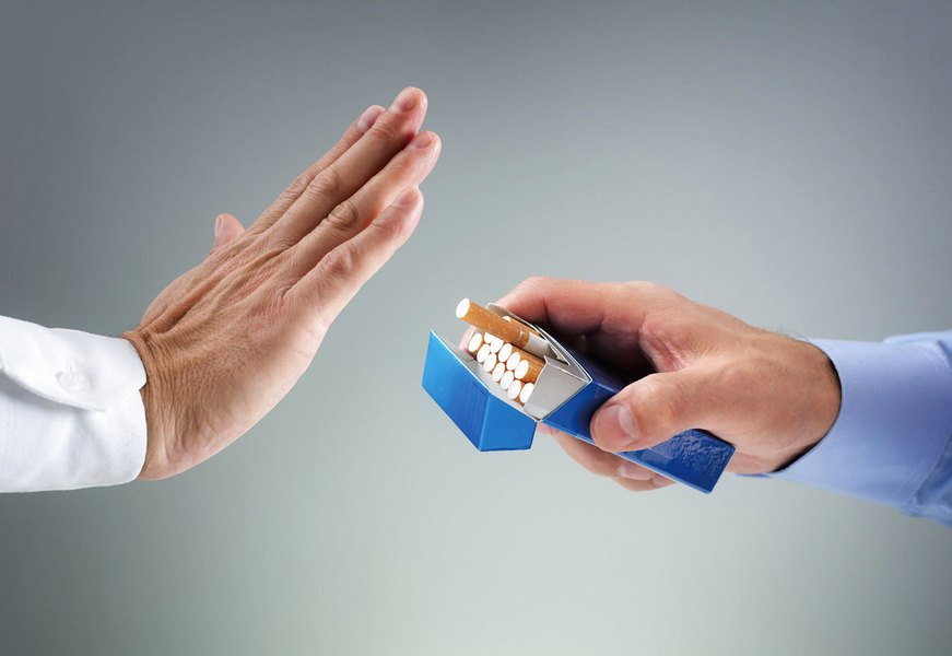 遠離菸害 擁有健康的生活