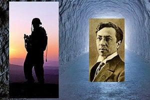印第安大兵瀕死甦醒說俄語畫風如俄國名家