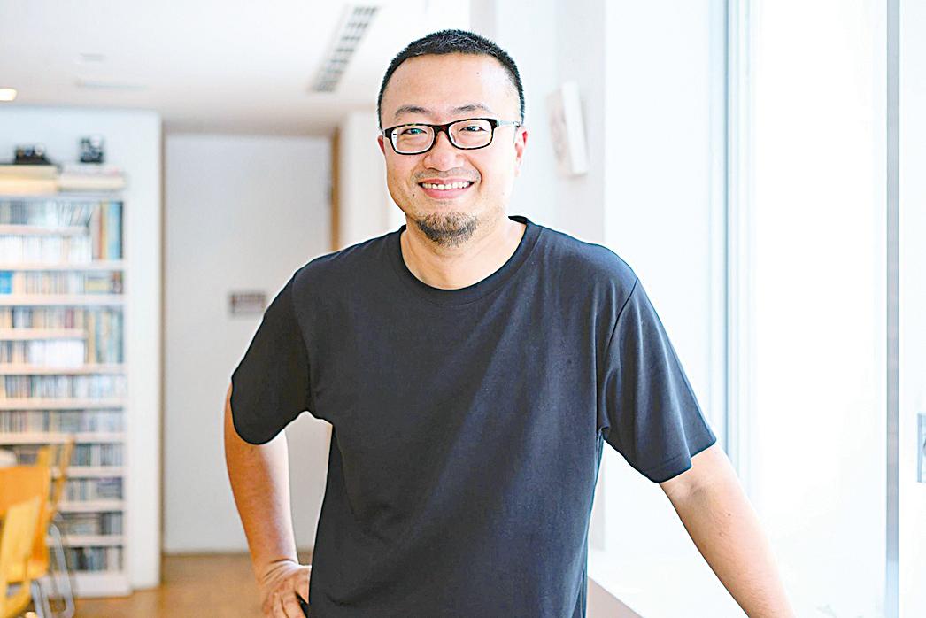 斯科特實驗室創辦人陳俞嘉斯科特。