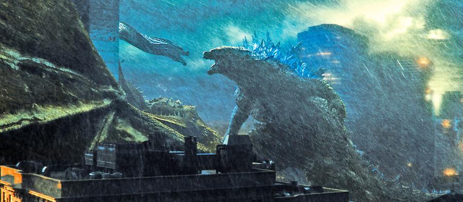 《哥斯拉II:王者巨獸》 傳奇王者霸氣回歸